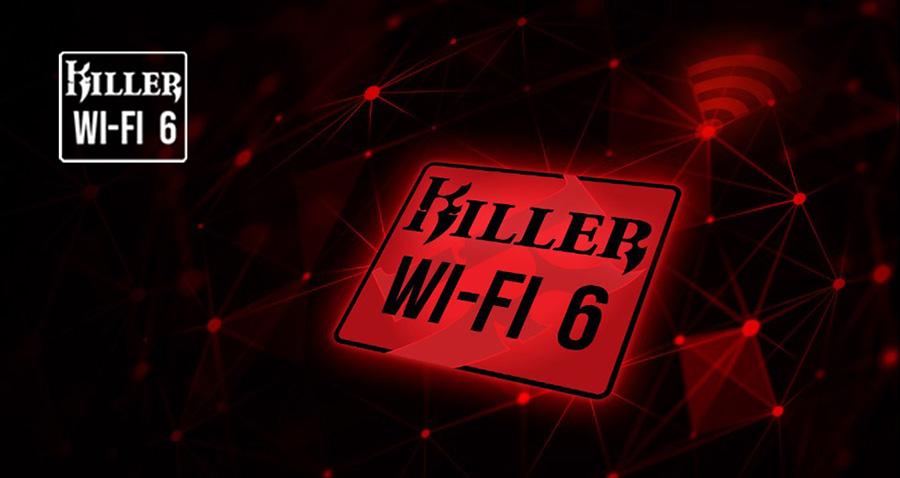 MSI Wi-Fi 6 teknolojisi