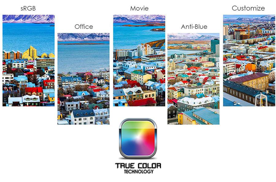 MSI True Color Teknolojisi