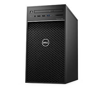 Dell Precision T3640 Intel Xeon W-1270 16GB 256GB SSD 1TB HDD 5GB Quadro P2200 Windows 10 Pro Masaüstü Ýþ Ýstasyonu