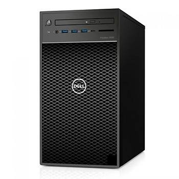 Dell Precision T3640 Intel Xeon W-1250 16GB 256GB SSD 2GB Quadro P400 Windows 10 Pro Masaüstü Ýþ Ýstasyonu
