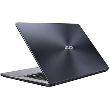 Asus X505ZA-BQ900 AMD Ryzen 3 2300U 4GB 256GB SSD 15.6 FHD FreeDOS