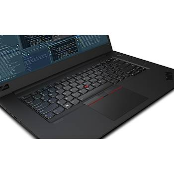 Lenovo ThinkPad P1 20TH000CTX i7-10850H 16GB 512GB SSD 4GB Quadro T1000 15.6 Windows 10 Pro