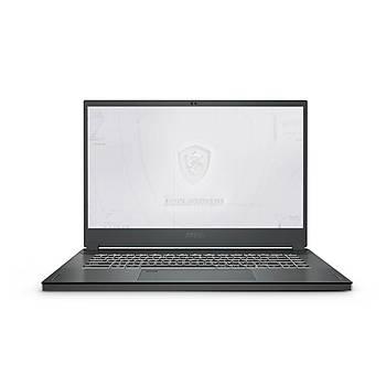 MSI WS66 10TK-267TR i7-10750H 32GB 1TB SSD 6GB RTX3000 15.6 144Hz Windows 10 Pro WorkStation