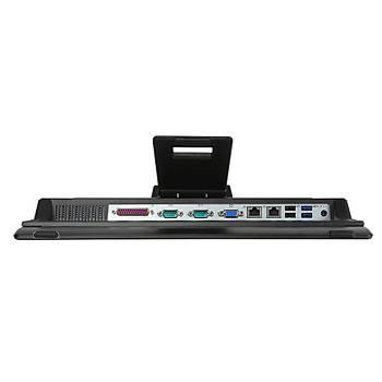 MSI AIO Pro 16T 10M-001XEU Celeron 5205U 4GB 256GB SSD 15.6 Touch Siyah Freedos