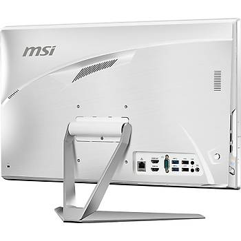 MSI AIO Pro 22XT AM-019TR Ryzen 3 3200G 8GB 512GB SSD 21.5 FHD Touch Beyaz Windows 10 Home
