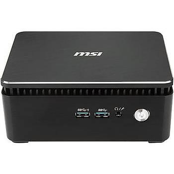 MSI Mini Pc CUBI 3 SILENT S-051XTR i3-7100U 8GB 256GB SSD Freedos
