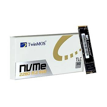 TwinMOS 512 GB M.2 PCIe NVMe SSD (2455Mb-1832Mb/s) 3D NAND