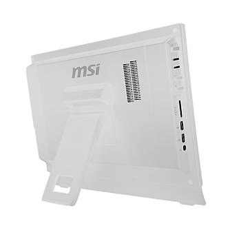 MSI AIO Pro 16T 10M-002XEU Celeron 5205U 4GB 256GB SSD 15.6 Touch Beyaz Freedos