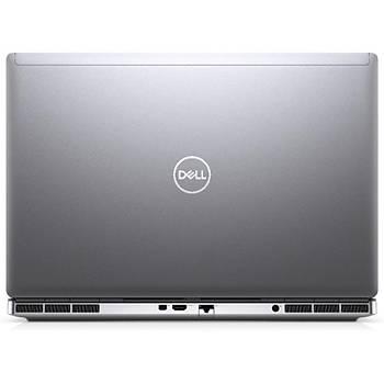 Dell Precision M7550 Intel Xeon W-10855M 16GB 512GB SSD 4GB Quadro T2000 15.6 Windows 10 Pro Mobil Ýþ Ýstasyonu
