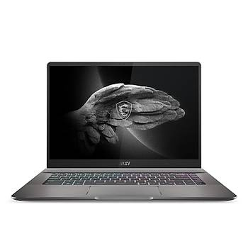 MSI CREATOR Z16 A11UET-018TR  i7-11800H 32GB 1TB SSD 6GB RTX3060 16 QHD Touch Windows 10 Home