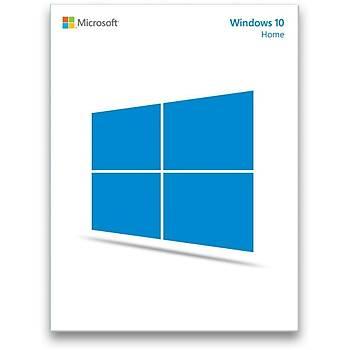 Microsoft Windows 10 Home 64Bit Türkçe Oem (KW9-00119)
