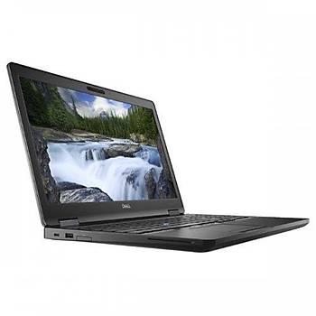 Dell Precision Þimþek M3530 i7-8850H 16GB 512GB SSD 4GB Quadro P600 15.6 Windows 10 Pro Mobil Ýþ Ýstasyonu