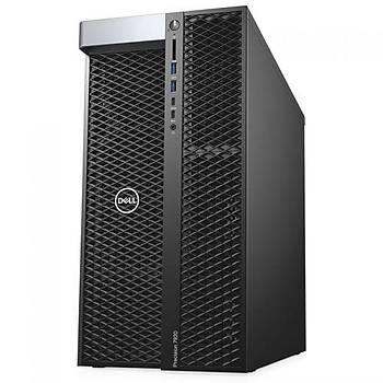 Dell Precision T7920 Intel Xeon Silver 2x4216 32GB 256GB SSD Windows 10 Pro Masaüstü Ýþ Ýstasyonu