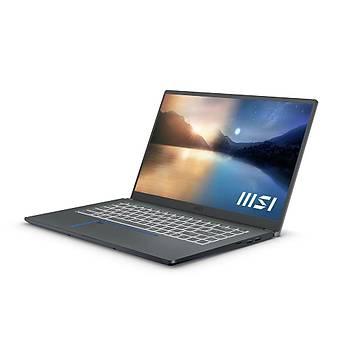 MSI PRESTIGE 15 A11SCS-035TR i7-1185G7 16GB 512GB SSD 4GB GTX1650Ti 15.6 Windows 10 Home