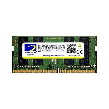 TwinMOS DDR4 8GB 2666MHz Notebook Ram