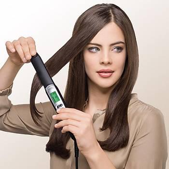 Braun Satin Hair 7 ES2-ST 710 Ýyonlu Seramik Saç Düzleþtirici