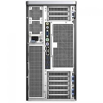 Dell Precision T7920 Intel Xeon Silver 2x4214 32GB 256GB SSD Windows 10 Pro Masaüstü Ýþ Ýstasyonu