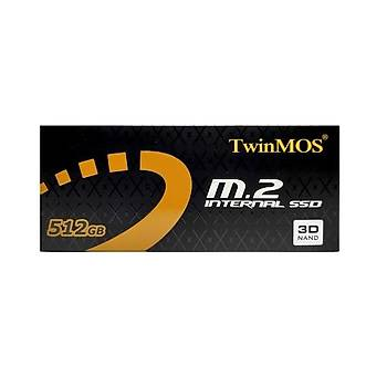 TwinMOS 512 GB M.2 2280 SATA3 SSD (580Mb-550Mb/s) 3D NAND