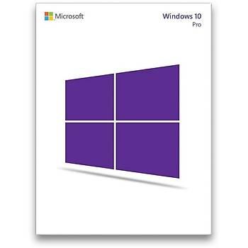 Microsoft Windows 10 Pro 64Bit Türkçe Oem (FQC-08977)