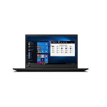 Lenovo ThinkPad P1 20MD004DTX Xeon E-2176M 32GB 512GB SSD 4GB Quadro P2000 15.6 UHD Windows 10 Pro