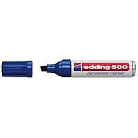 Edding 500 Permanent Marker - Mavi