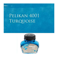 Pelikan 4001 Dolma Kalem Mürekkebi - Turkuaz