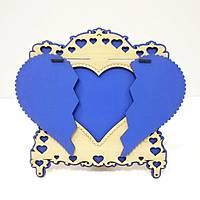 Kalpli Çerçeve - Mavi