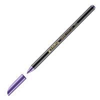 Edding 1200 Metalik Mor Keçe Uçlu Kalem