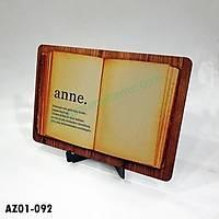 AZ01-092 - Lügat Anne