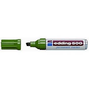 Edding 500 Permanent Marker - Yeþil
