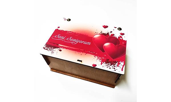 Hediye Kutusu - Seni Seviyorum 2