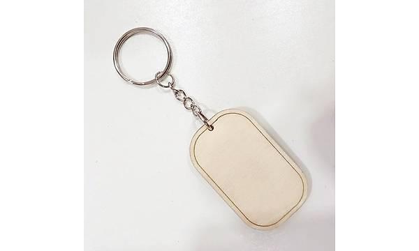 Kavak Anahtarlýk - Künye - 10'lu Paket