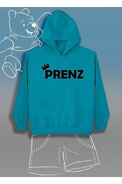 Prenz(Üniseks Çocuk Kapüþonlu)