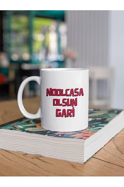 Noolcasa Olsun Gari(Porselen Kupa)