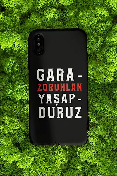 Garazorunlan Yaþapduruz(Telefon Kýlýfý)