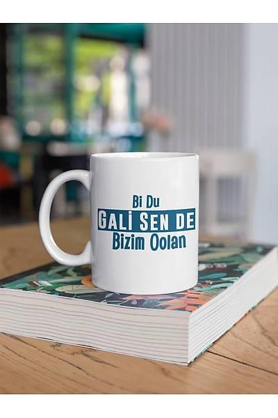 Bi Du Galý Sende Bizimoolan(Porselen Kupa)