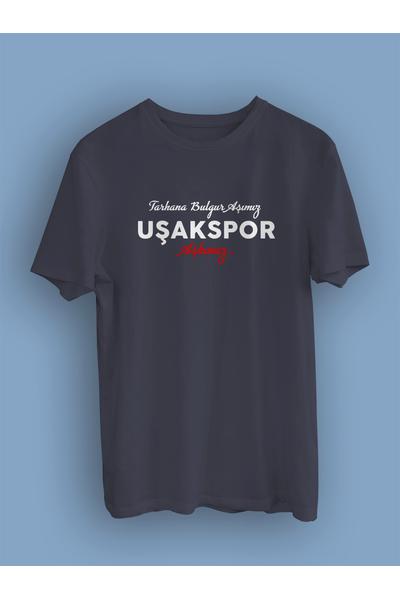 Tarhana Bulgur Aþýmýz Uþakspor Aþkýmýz(Üniseks Tiþört)