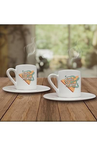 Gabazeyin (2li Kahve Fincaný Set)
