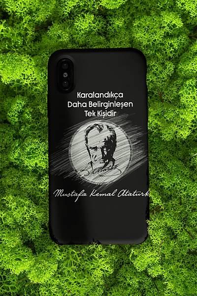 Atatürk Tasarýmý(Telefon Kýlýfý)