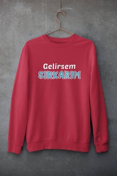 Gelirsem Þýrkarým (Üniseks Kapüþonsuz)