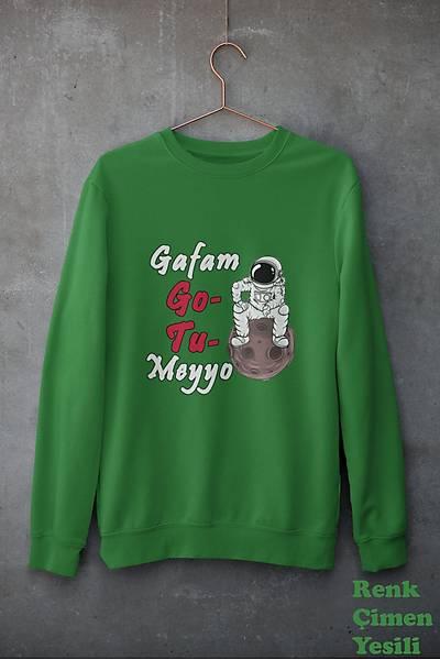 Gafam Gotumeyo (Üniseks Kapþonsuz)