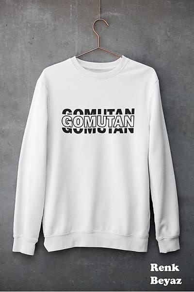 Gomutan (Üniseks Kapüþonsuzlar)