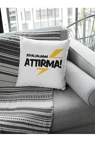 Asfalyalaamý Attýrma(Kare Yastýk)