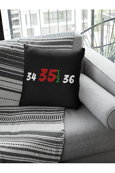 35 Buçuk Karþýyaka Tasarýmý (Kare Yastýk)