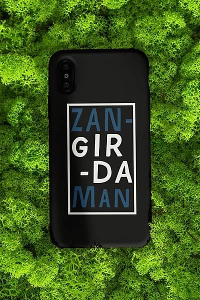 Zangýrdaman(telefon Kýlýfý)
