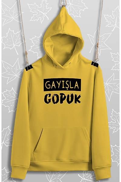 Gayýþla Gopuk (Üniseks Kapüþonlu)