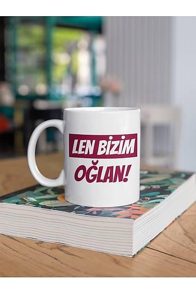 Len Bizim Oðlan(Porselen Kupa)