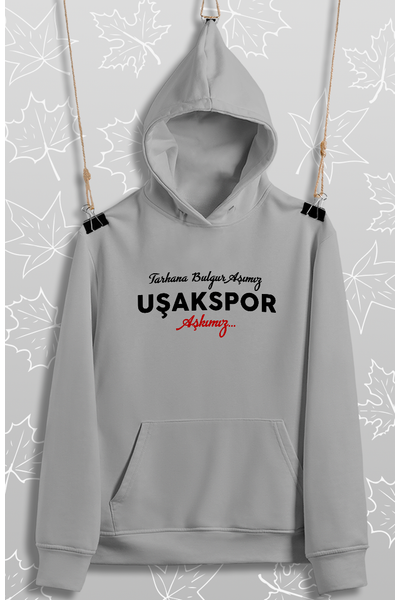 Tarhana Bulgur Aþýmýz Uþakspor Aþkýmýz(Üniseks Kapüþonlu)