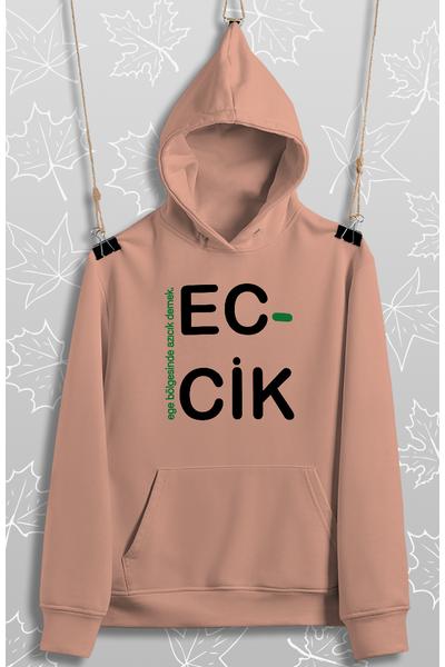 Eccik (Üniseks Kapüþonlu)