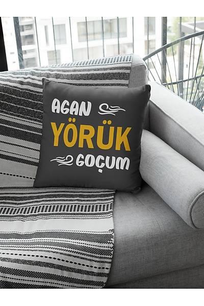 Agan Yörük Goçum (Kare Yastýk)